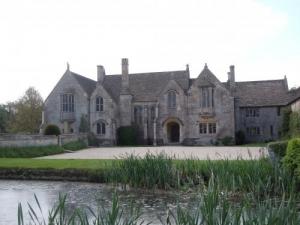 The Chalfield Manor