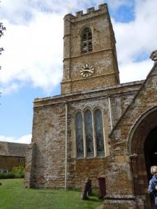 Swalcliff St. Peters a Pauls Church