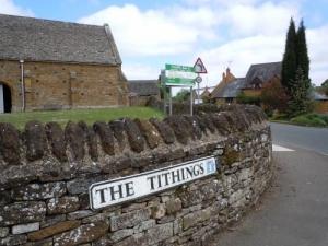 Swalcliffe Tithe Barn