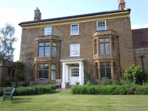 The manor house in Swalcliff